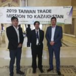2019 Taiwan trade mission to Kazakhstan